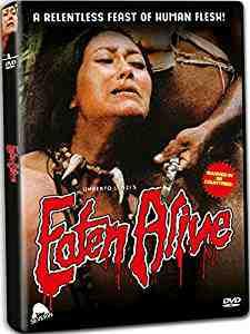 Eaten Alive! DVD
