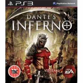 Electronic Arts Dantes Inferno PS3