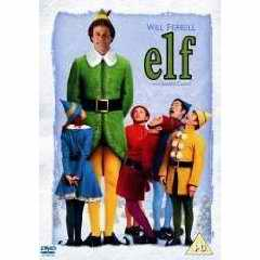Elf DVD Will Ferrell