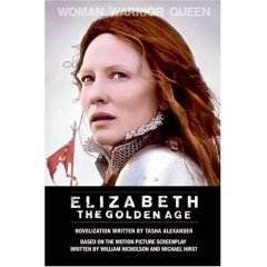 Elizabeth: The Golden Age book