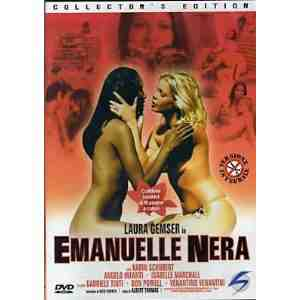 EMANUELLE UNCUT INTEGRALE COLLECTORS LAURA GEMSER