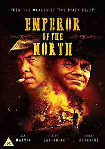 Emperor North DVD Lee Marvin