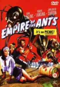 Empire Ants DVD Joan Collins