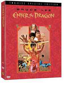 Enter The Dragon DVD
