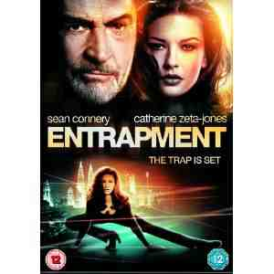 Entrapment DVD Sean Connery