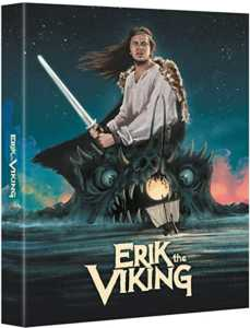 Erik the Viking Blu-rayCombo