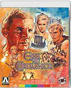 Erik The Conqueror Blu-ray