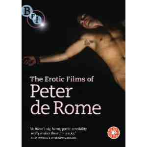 Erotic Films Peter Rome DVD