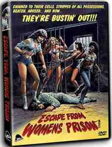 Escape From Women's Prison DVD
