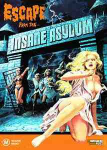 Escape Insane Asylum Renee Harmon