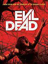 Evil Dead Unrated Rupert Degas
