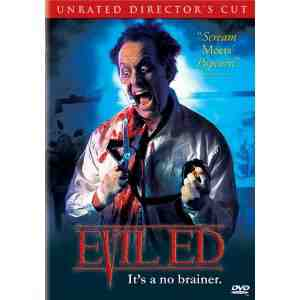 Evil Unrated DVD Region NTSC