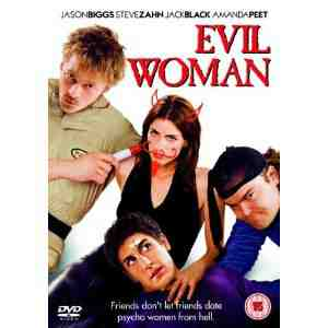 Evil Woman DVD Jason Biggs