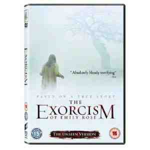 Exorcism Emily Rose DVD