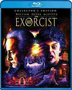 Exorcist III Collectors Blu ray