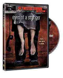 Eyes of a Stranger DVD