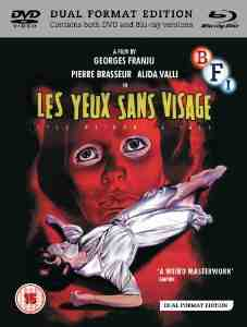 Eyes Without Face DVD Blu ray