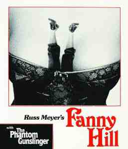 Fanny Phantom Gunslinger Blu ray Combo