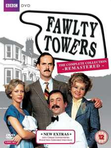 Fawlty Towers - The Complete Collection Blu-ray