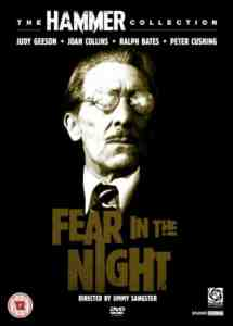 Fear In The Night DVD