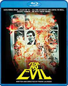 Fear No Evil Blu-ray