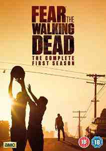 Fear Walking Dead Season DVD