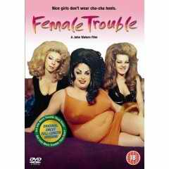Female Trouble DVD