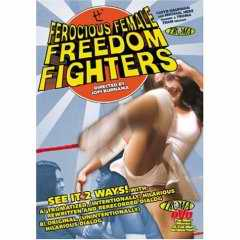Ferocious Female Freedom Fighters DVD