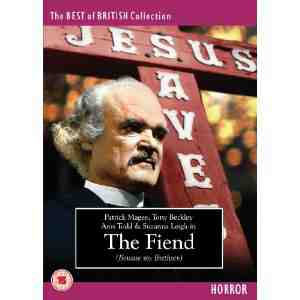 Fiend Uncut DVD Tony Beckley