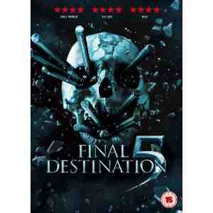 Final Destination DVD Emma Bell