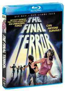Final Terror Bluray Combo Blu ray