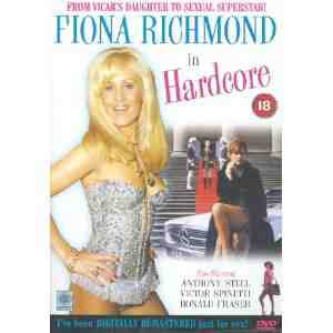 Fiona Richmond Hardcore DVD