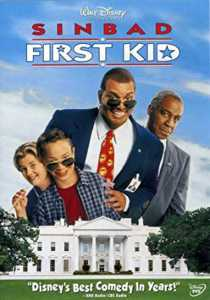 First Kid DVD