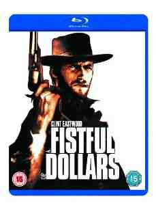 Fistful Dollars Blu ray Clint Eastwood