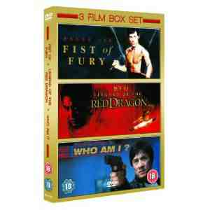 Fist Fury Legend Red Dragon