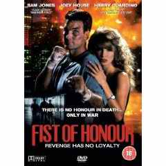 Fist Honor DVD Sam Jones
