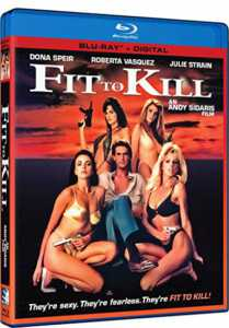Fit to Kill Blu-ray