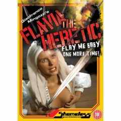 Flavia the Heretic DVD