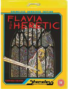 Flavia the Heretic Blu-ray