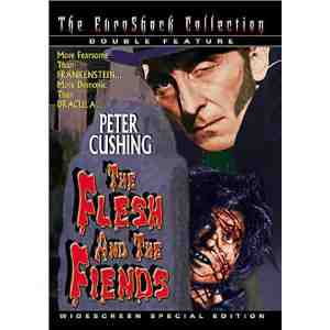 Flesh Fiends DVD Region NTSC