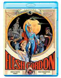 Flesh Gordon Blu-ray