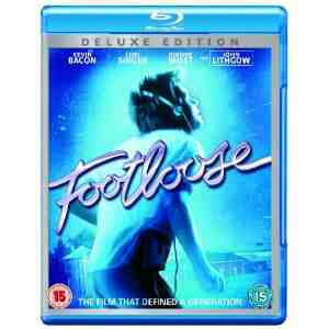 Footloose Blu ray Region Kevin Bacon