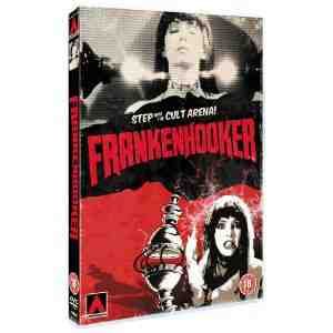 Frankenhooker DVD James Lorinz