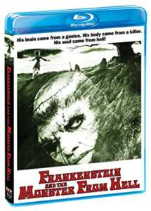 Frankenstein and the Monster from Hell Blu-ray