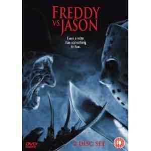 Freddy Jason DVD Robert Englund