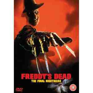 Freddys Dead Final Nightmare DVD