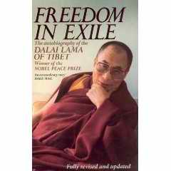 Freedom Exile Autobiography Holiness Dalai