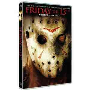 Friday 13th DVD Aaron Yoo
