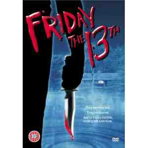Friday 13Th DVD Betsy Palmer