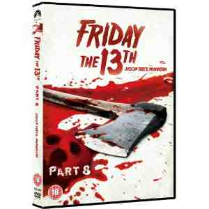 Friday 13Th Part 8 DVD